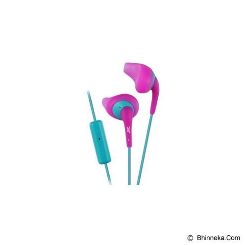 JVC Earphone [HA-ENR15] - Pink - Earphone Ear Bud